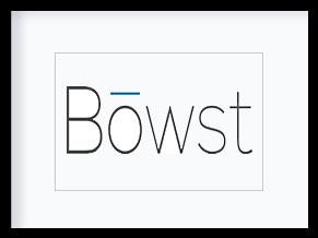 Bowst logo