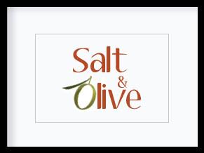 Salt and Olive logo